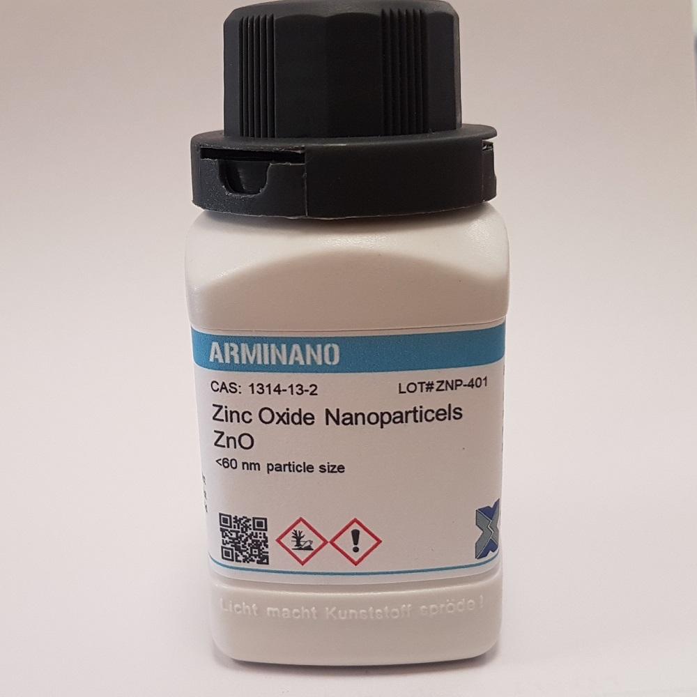 نانو ذرات اکسید روی Zinc Oxide Nano-Particle
