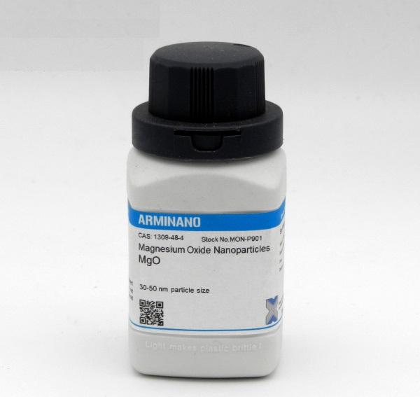 نانو ذرات اکسید منیزیم Magnesium Oxide Nanoparticle